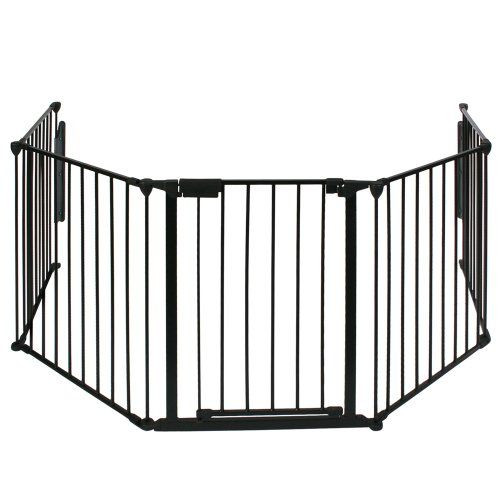 Barri re de s curit grille de protection pare feu - Securite poele a bois ...