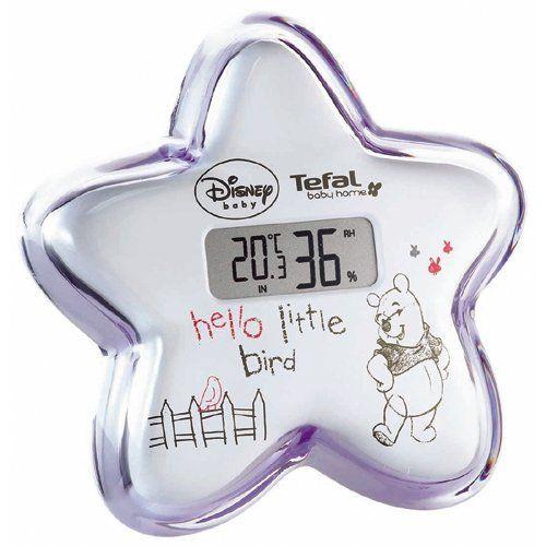 Thermometre chambre bebe - Taux d humidite dans la chambre de bebe ...