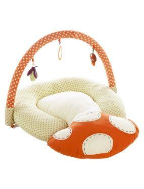 coussin 2 en 1 bebe allaitement et tapis d 39 eveil vertbaudet avis. Black Bedroom Furniture Sets. Home Design Ideas