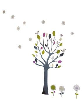 sticker bebe arbre geant p tit nid vertbaudet avis. Black Bedroom Furniture Sets. Home Design Ideas