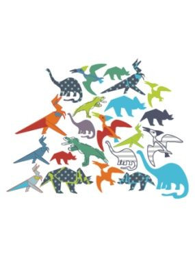34 stickers dinosaures chambre garcon vertbaudet avis. Black Bedroom Furniture Sets. Home Design Ideas