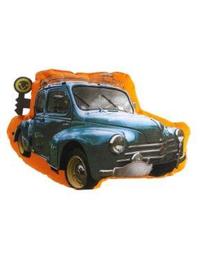 Coussin motif voiture chambre garcon theme autos vertbaudet avis - Chambre garcon theme voiture ...