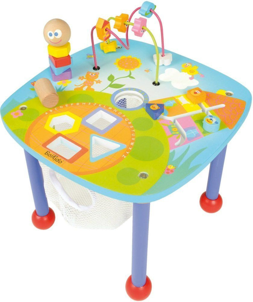 Table d 39 activit s garden boikido avis - Table d activite exterieur ...