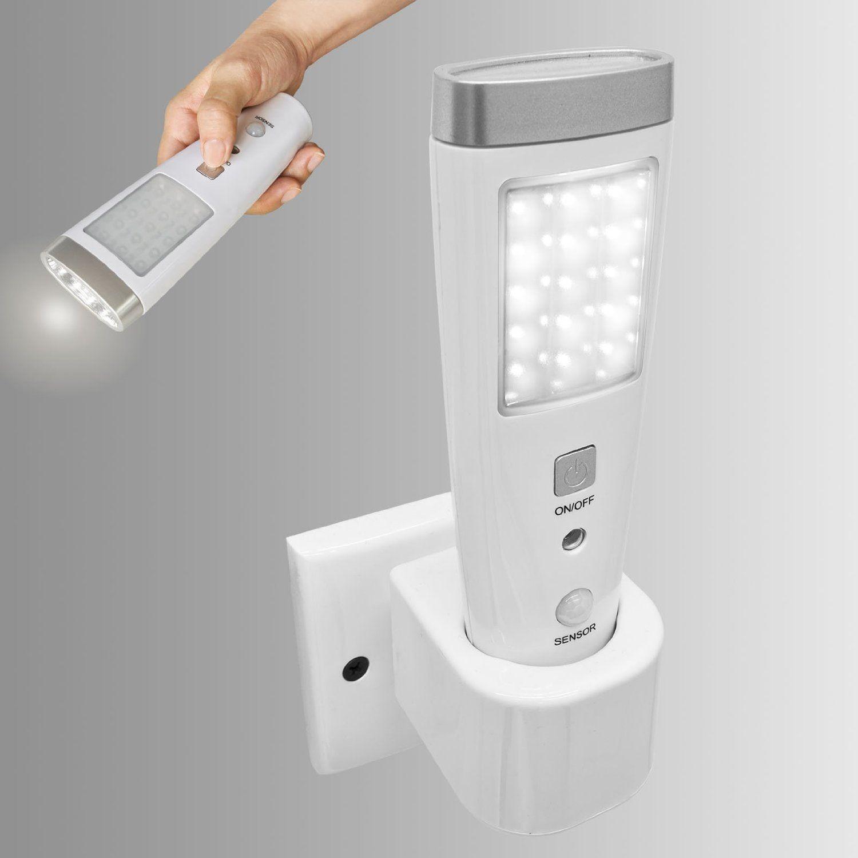 Lampe torche d tecteur de pr sence avis - Detecteur de presence ...