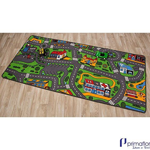 tapis de jeu circuit trafic avis. Black Bedroom Furniture Sets. Home Design Ideas