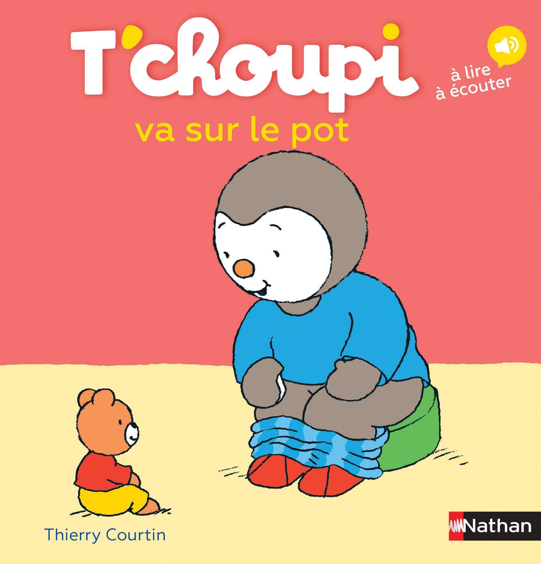 Initier Bébé Au Pot t'choupi va sur le pot nathan : avis - page 2