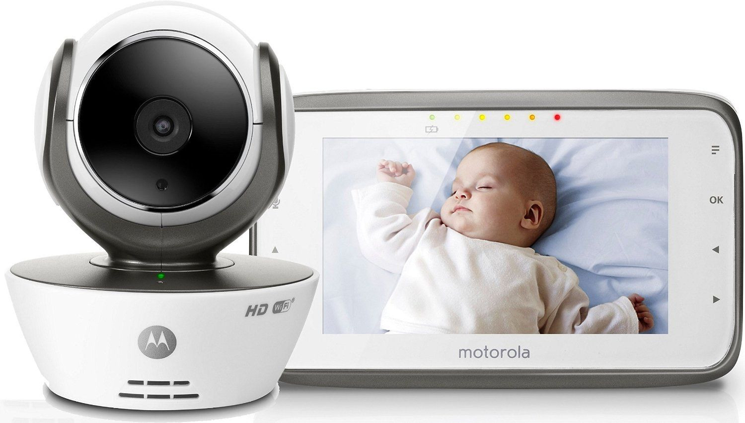 babyphone vid o connect wi fi mbp854 motorola avis. Black Bedroom Furniture Sets. Home Design Ideas