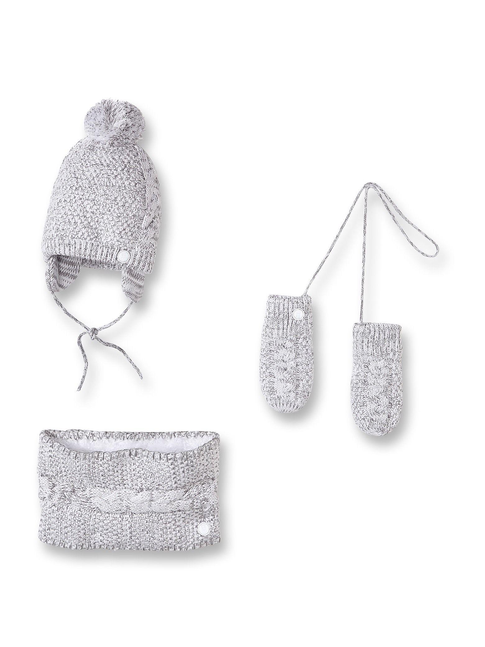 6f4526e9968 Lot accessoires chauds en tricot OKAIDI   Avis