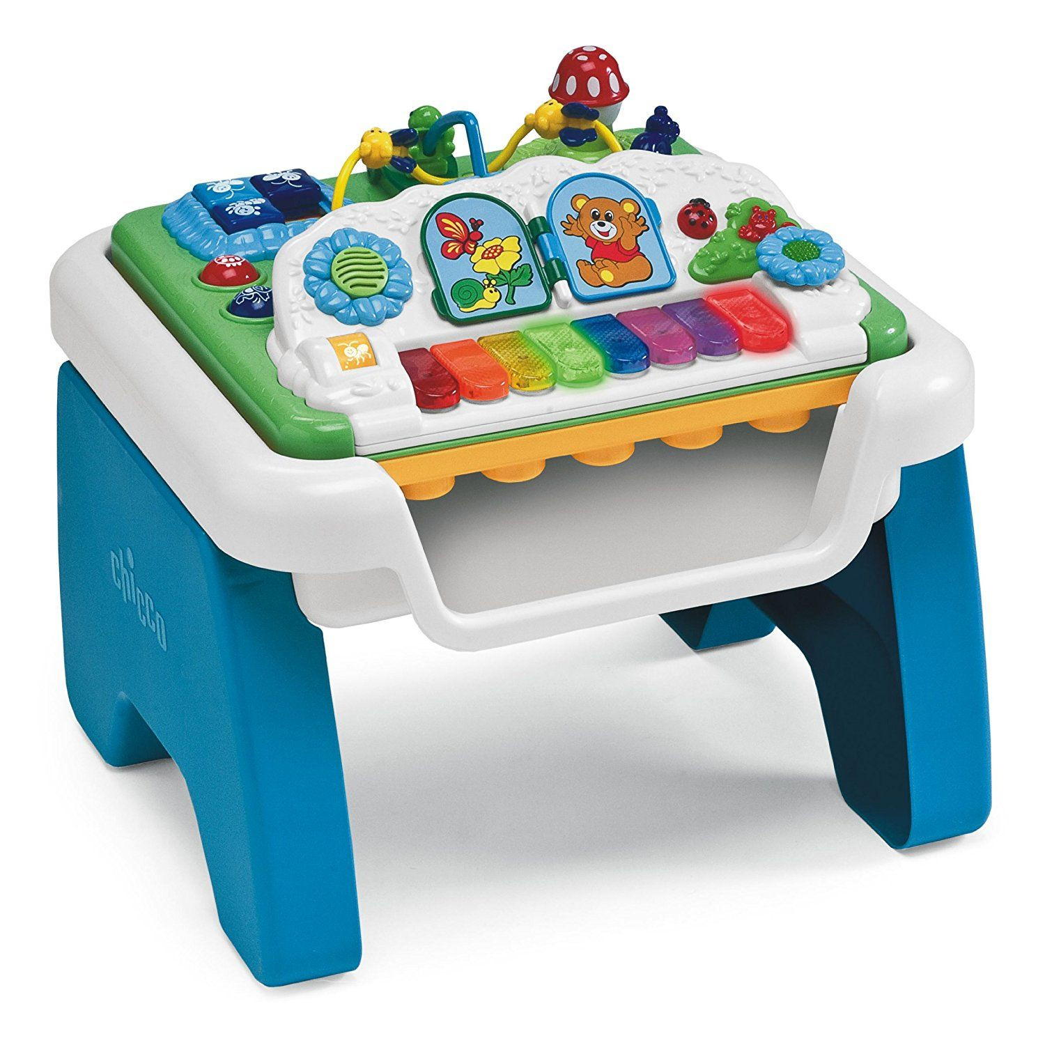 Table d 39 activit s musicale chicco avis - Table d activite exterieur ...
