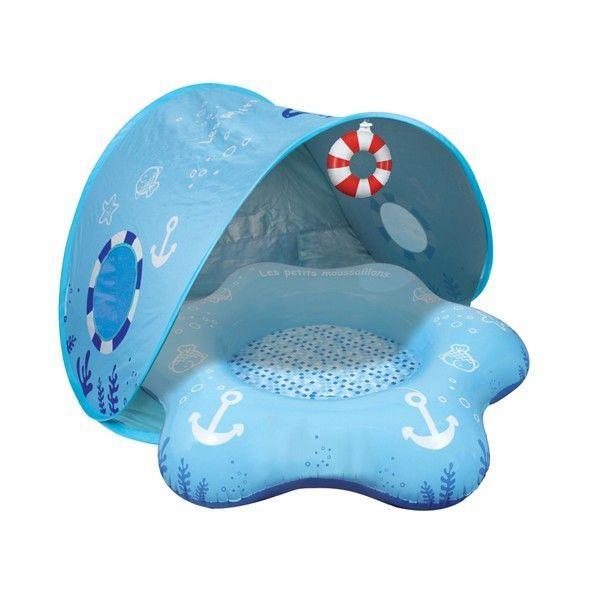 Kit piscine et tente les petits moussaillons ludi avis for Tente pour piscine