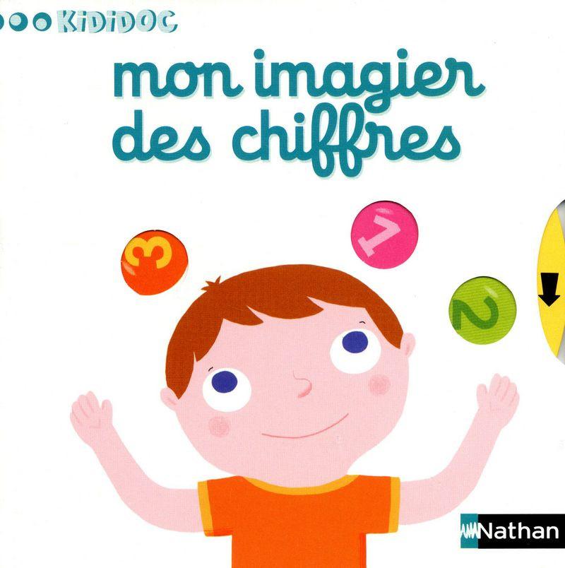 Livre Mon Imagier Des Chiffres Kididoc Nathan Avis Et