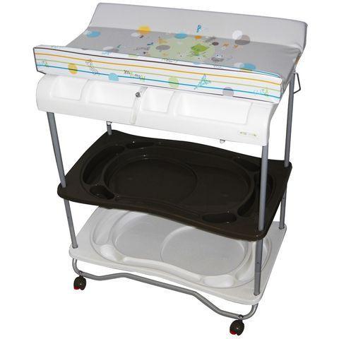 table langer atlantis avec baignoire comptine avis et. Black Bedroom Furniture Sets. Home Design Ideas