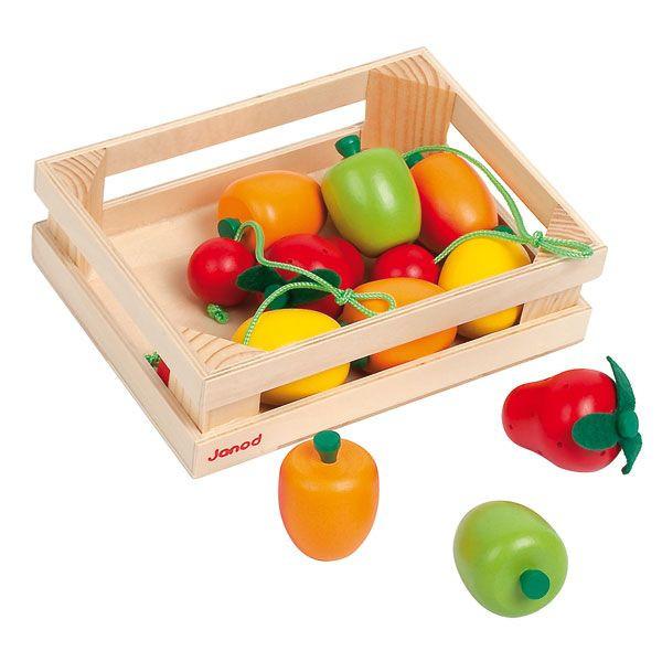 cagette de fruits en bois janod avis. Black Bedroom Furniture Sets. Home Design Ideas