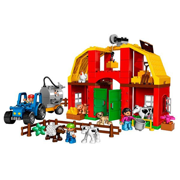 la grande ferme duplo lego avis. Black Bedroom Furniture Sets. Home Design Ideas