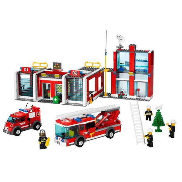 La Caserne LegoAvis La Des Pompiers Caserne Pompiers La Des Caserne LegoAvis srQthxodCB