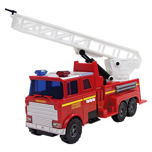 camion pompier sonore les autres v hicules logitoys. Black Bedroom Furniture Sets. Home Design Ideas