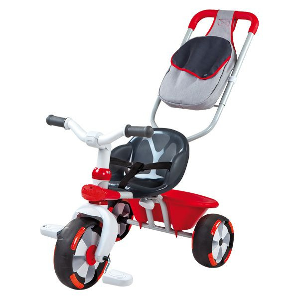 tricycle baby driver confort smoby avis. Black Bedroom Furniture Sets. Home Design Ideas