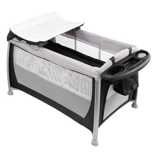 Lit parapluie premium aubert concept avis - Table a langer adaptable sur lit bebe ...