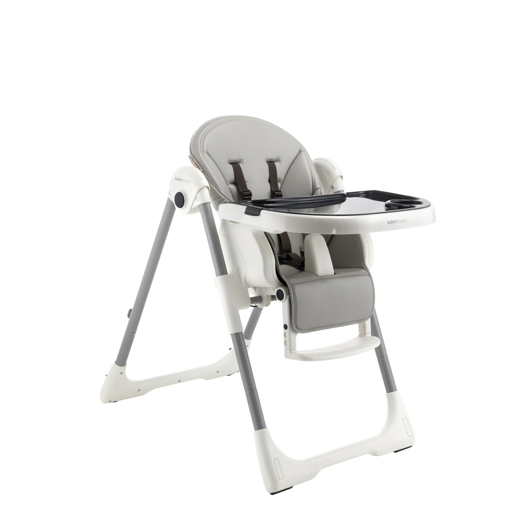 chaise haute design aubert concept avis. Black Bedroom Furniture Sets. Home Design Ideas