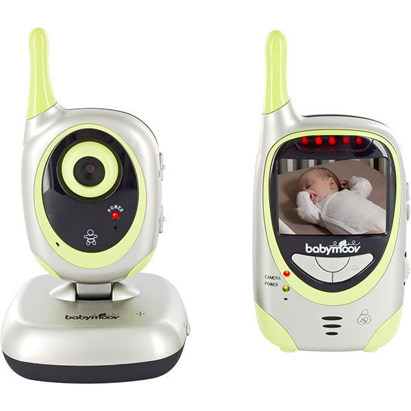 babyphone vid o visio care 2 babymoov avis. Black Bedroom Furniture Sets. Home Design Ideas
