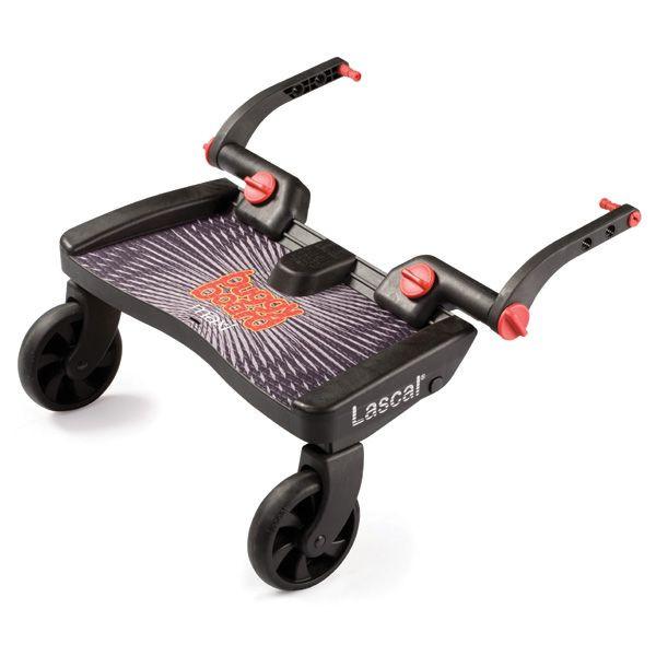 buggy board maxi planche roulettes pour poussette lascal. Black Bedroom Furniture Sets. Home Design Ideas
