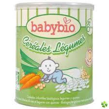 Céréales aux légumes
