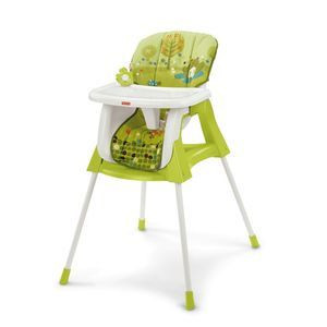 Chaise haute 4 en 1 fisher price avis for Chaise haute fisher price