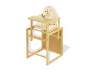 chaise haute transformable pinolino avis. Black Bedroom Furniture Sets. Home Design Ideas