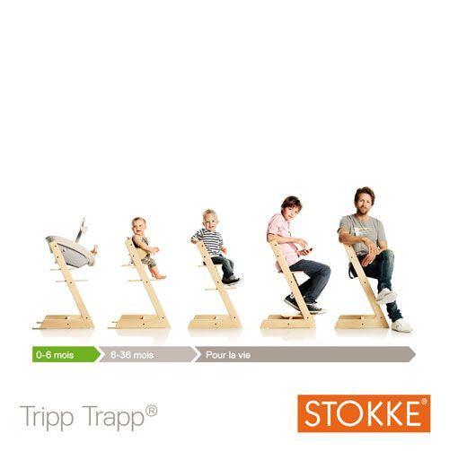 Chaise evolutive stokke free mounted on stokke steps highchair with chaise evolutive stokke - Chaise tripp trapp pas cher ...