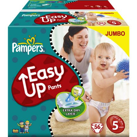 Couches easy up junior t5 12 18 kg pampers avis - Achat couches pampers en gros pas cher ...