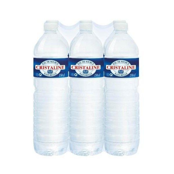 biberon quelle eau