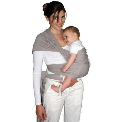 Echarpe de portage coton bio