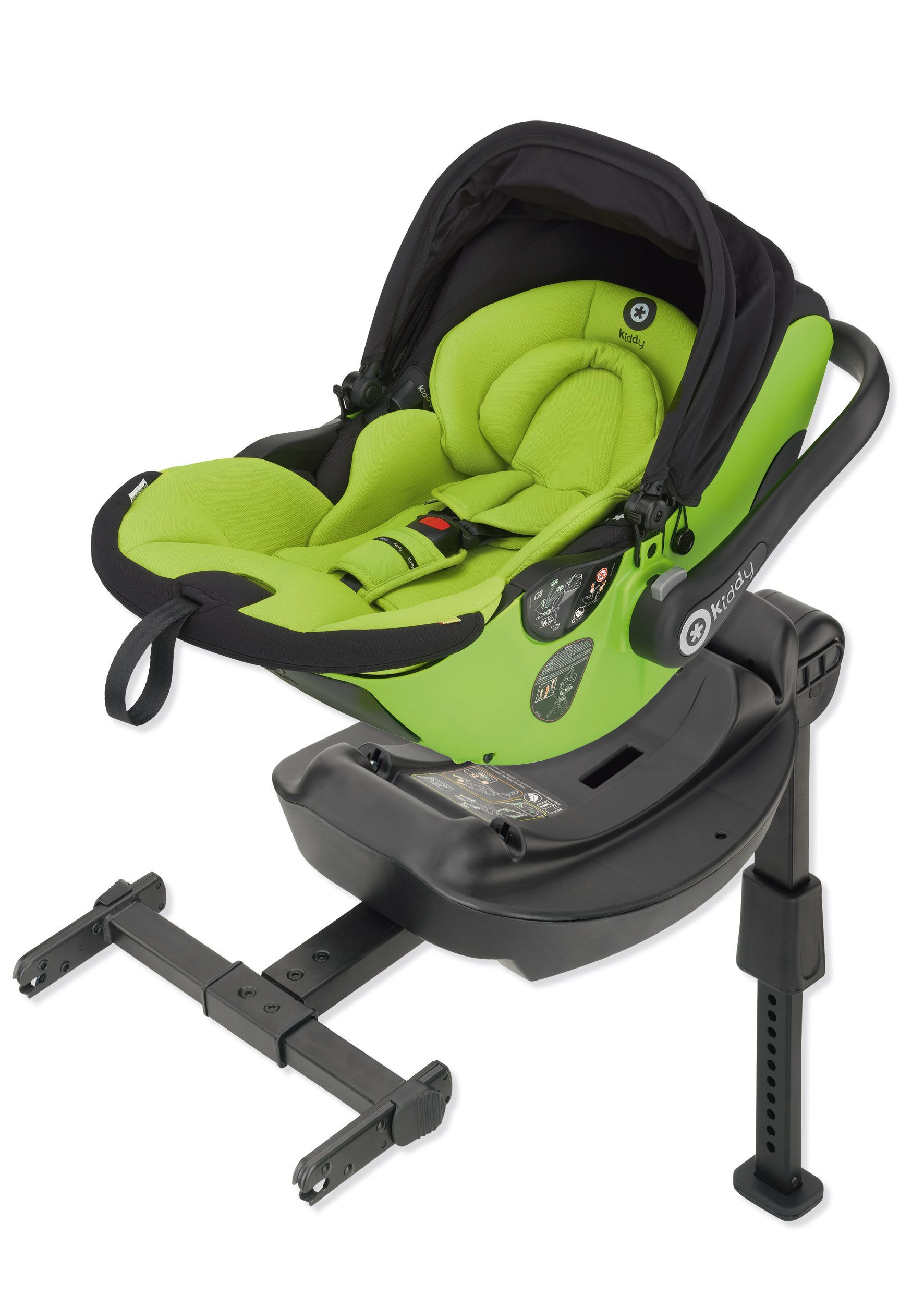 si ge auto evo lunafix base isofix kiddy avis. Black Bedroom Furniture Sets. Home Design Ideas