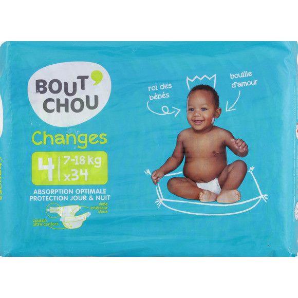 Couches Bout Chou Monoprix Avis