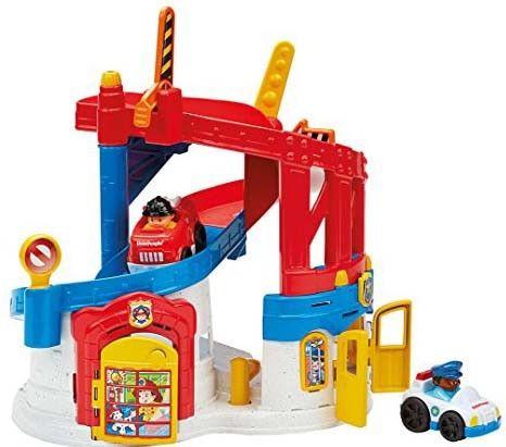 Garage little people fisher price avis for Garage a persan