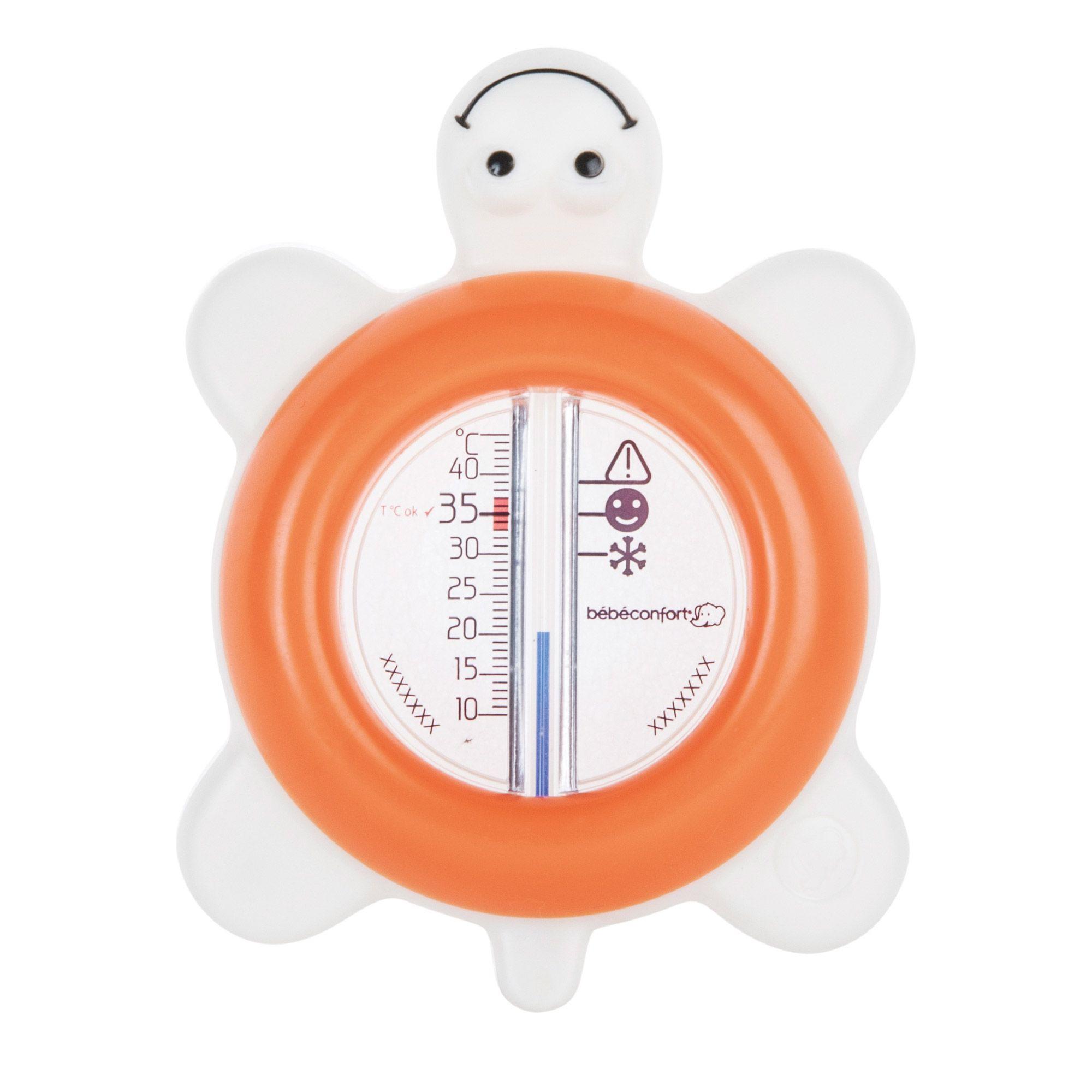Thermometre de bain tortue bebe confort avis for Thermometre de chambre bebe