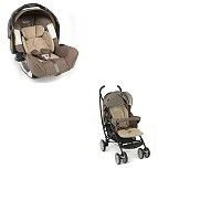 Duo Mosaic Completo + siège Junior Baby