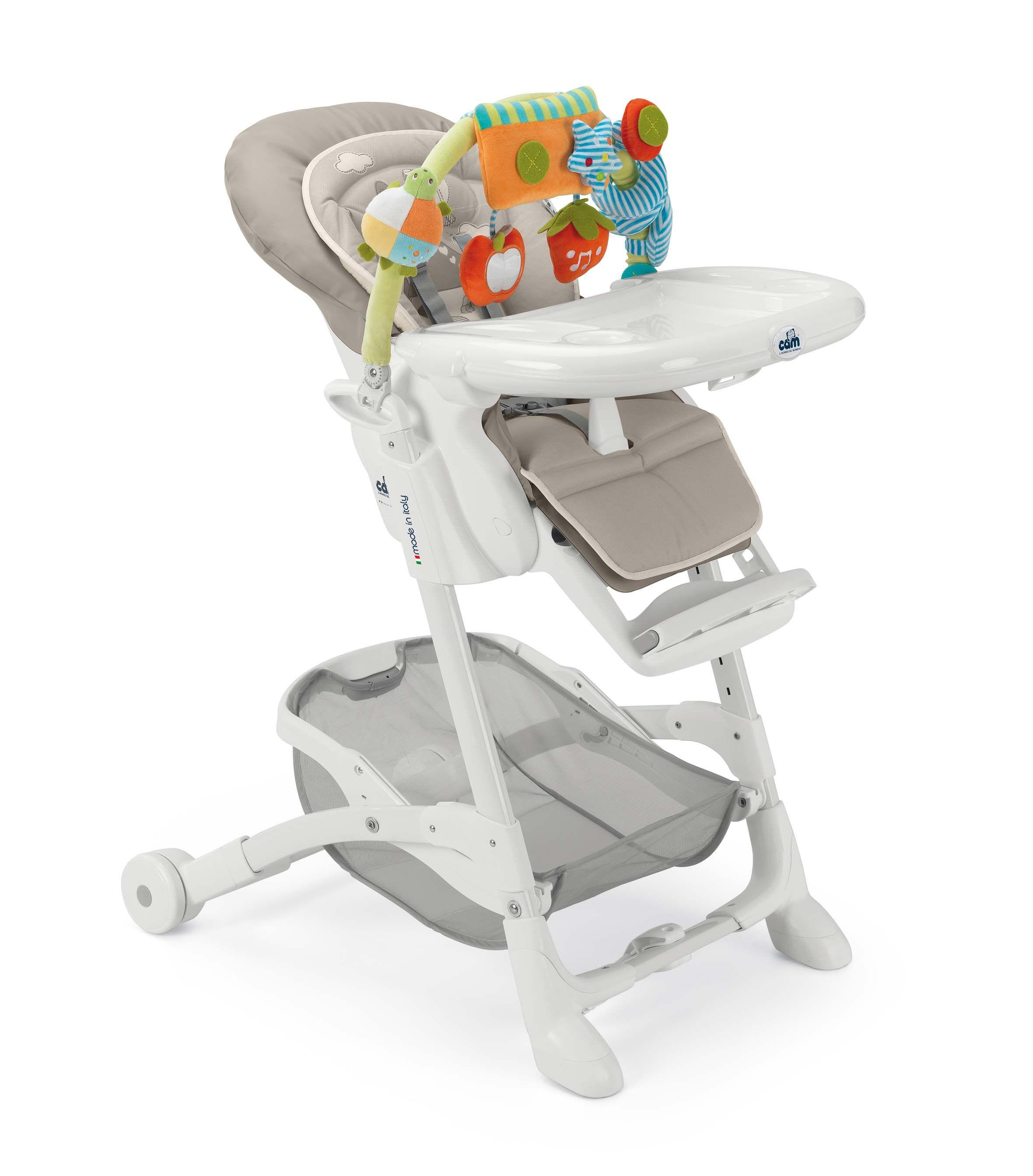 Chaise haute Istante CAM : Avis et comparateur de prix
