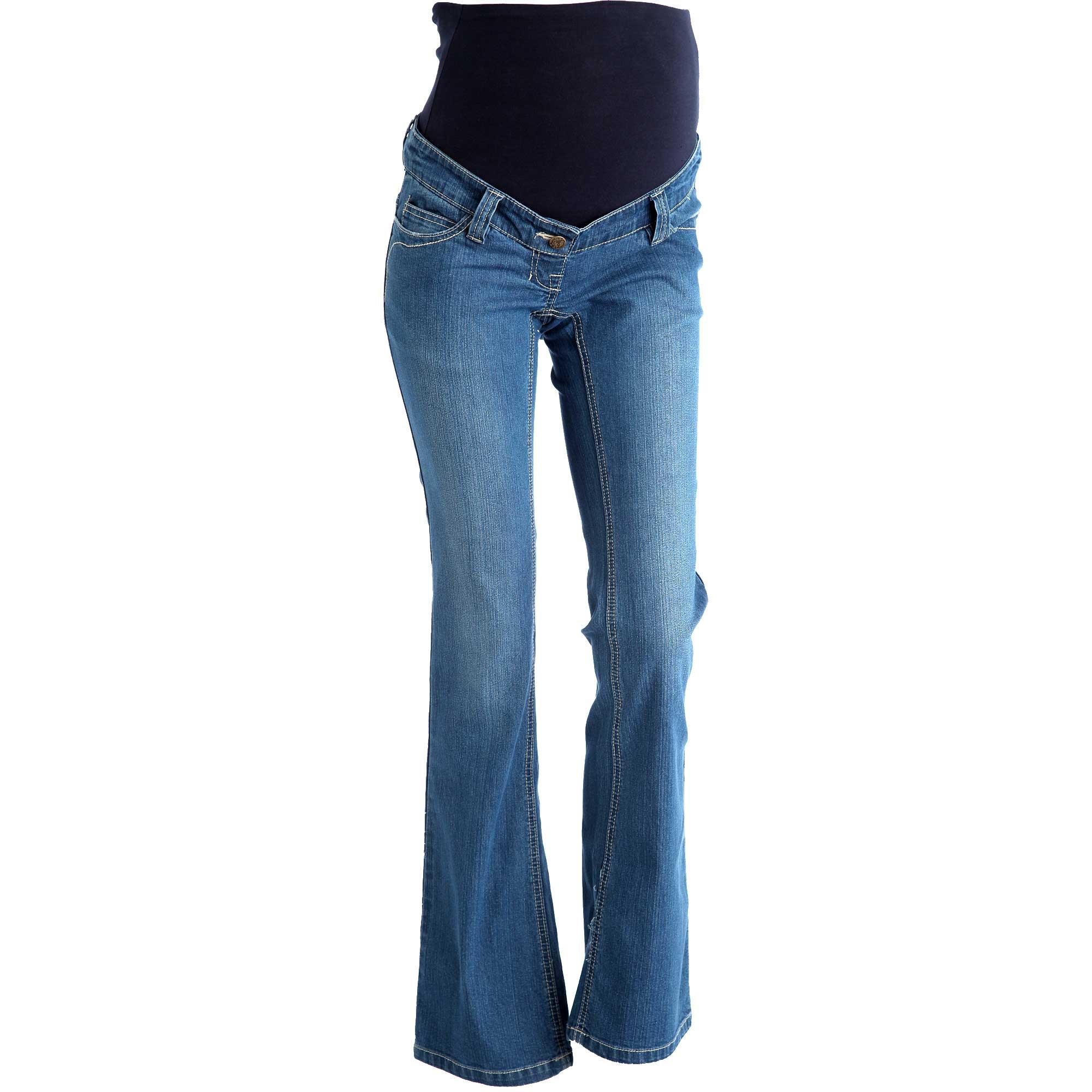 couleurs et frappant ramasser fabrication habile Jean de grossesse bootcut KIABI : Avis