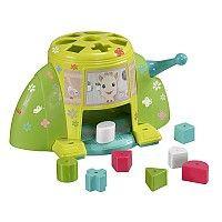 Boîte à formes Pop'box Sophie la girafe