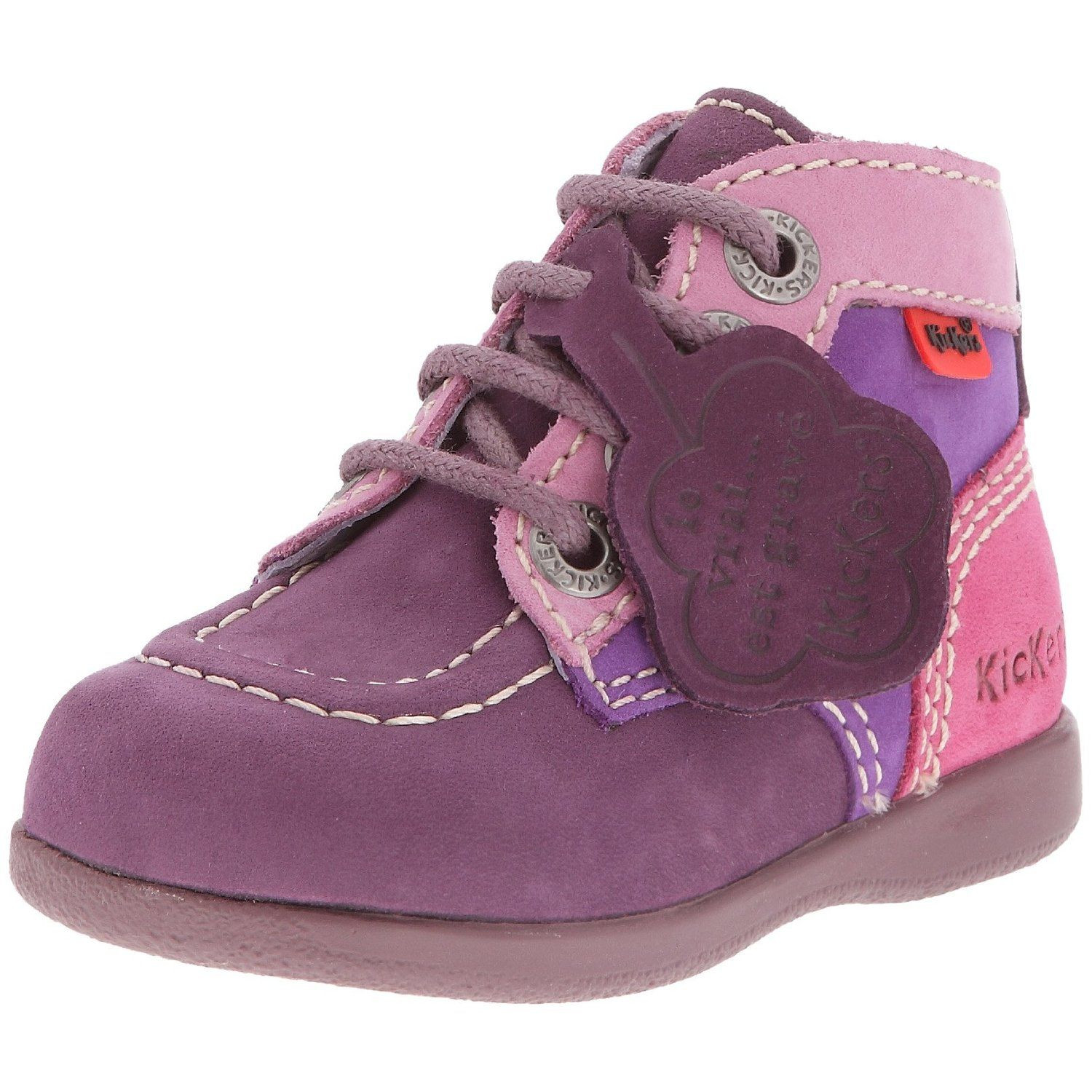 check-out a84bb ec8cf Chaussures Babystar KICKERS : Avis