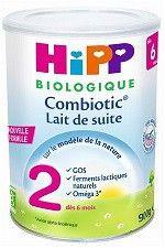 Lait  de suite 2 Combiotic