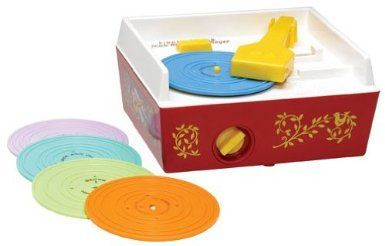 music box r tro fisher price avis. Black Bedroom Furniture Sets. Home Design Ideas