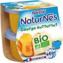 Naturnes Bio Courge Butternut
