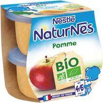 Naturnes Bio Pomme