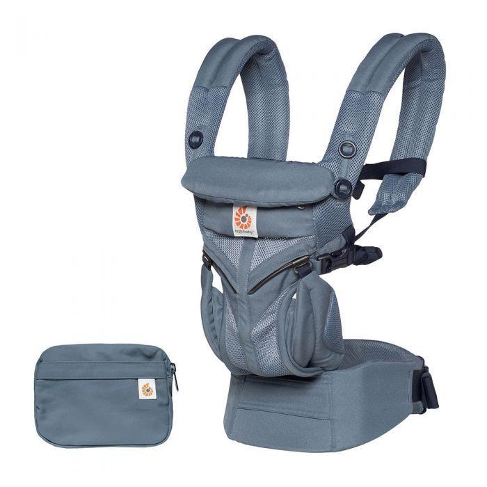 ca53954248a0 Porte-bébé Omni 360 Cool Air Mesh ERGOBABY   Avis