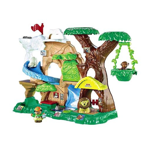 Zoo Little People FISHER PRICE : Avis