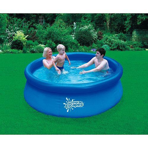 Piscine autoportante sizzlin cool bruin toys r us avis for Toys r us piscine