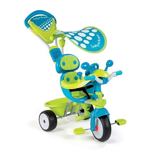 tricycle baby driver confort sport smoby avis