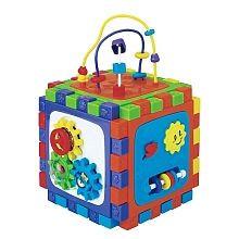 Cube tapis d'activités
